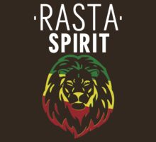 RASTA SPIRIT WHITE by Indayahlove