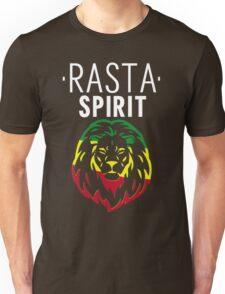 RASTA SPIRIT WHITE Unisex T-Shirt