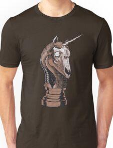 Macabre Unicorn Chess Piece T-Shirt