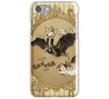 We are all Bat-Tea here! iPhone Case/Skin