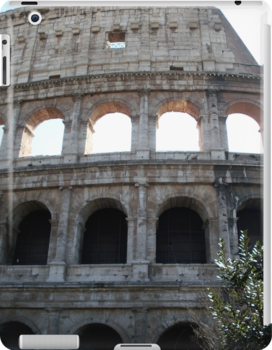 The Colosseum by SHappe