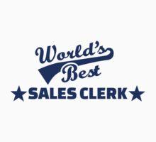 World's best sales clerk by Designzz