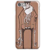 Hipster Kraken iPhone Case/Skin