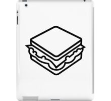 Sandwich iPad Case/Skin