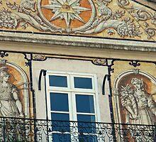 Lisboa, Chiado -  Azulejos by presbi