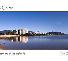 Esplanade - Cairns by Paul Gilbert