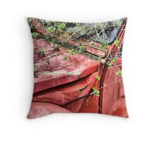 How green is your car? Throw Pillow