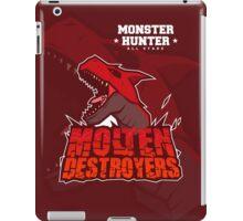 Monster Hunter All Stars - Molten Destroyers iPad Case/Skin