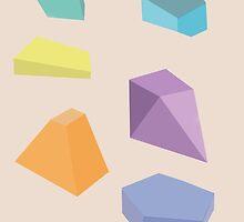Shapes by Gedrek