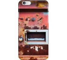 automatic iPhone Case/Skin