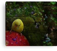 Deep In The Forest Of Dreams Canvas Print