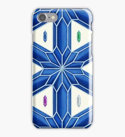 Rupee Stars - Blue Rupees iPhone Case/Skin