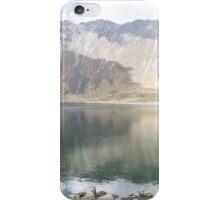 Gareth   Nevado de Toluca, Mexico iPhone Case/Skin