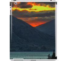The Distant Fires of Mordor iPad Case/Skin