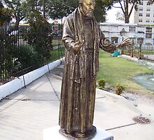 Padre Pio by Snoboardnlife