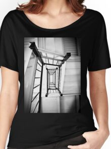 Stair Crazy Women's Relaxed Fit T-Shirt