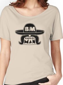 Burrito Man Women's Relaxed Fit T-Shirt