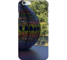 Peacock Vase iPhone Case/Skin