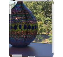 Peacock Vase iPad Case/Skin