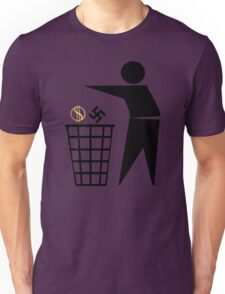 Scrap Capitalism & Fascism  Unisex T-Shirt