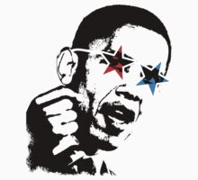 Obama star glasses by Siegeworks .