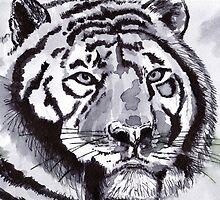 Tiger by artbasik
