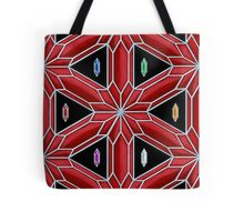 Rupee Stars - Red Rupees Tote Bag