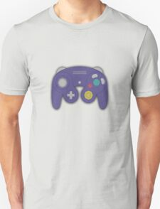 GAMECUBE CONTROLLER PRINT Unisex T-Shirt