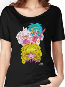 Misfits Jem and the Holograms Women's Relaxed Fit T-Shirt
