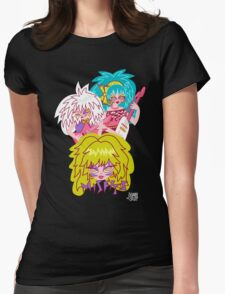 Misfits Jem and the Holograms Womens Fitted T-Shirt