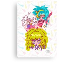 Misfits Jem and the Holograms Canvas Print