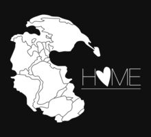 Pangea // Home <3 // White by TheCSimmons