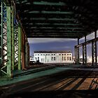 Islington Rail Works by sedge808