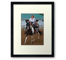Northern Ohio Outlaws # 60 Framed Print