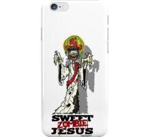 Sweet Zombie Jesus iPhone Case/Skin
