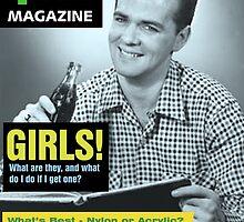 Geek Magazine by Steve Harvey