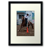 Northern Ohio Outlaws # 56 Framed Print