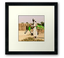 Life Without Wheels is True Freedom Framed Print