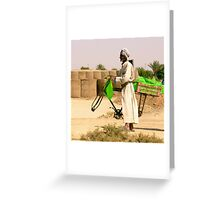 Life Without Wheels is True Freedom Greeting Card