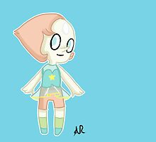 Steven Universe- Chibi Pearl by AJWhereArtThou
