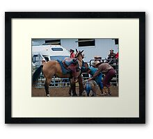 Northern Ohio Outlaws # 53 Framed Print