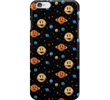 Cute Planets pattern iPhone Case/Skin