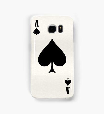 Ace of Spades Samsung Galaxy Case/Skin