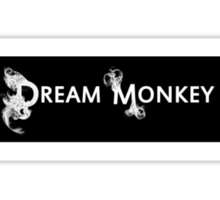 DREAM MONKEY BY ARTHUR BELOKONOV Sticker