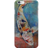 Japanese Koi iPhone Case/Skin