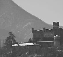 Castellar's castle by becks78