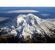 Majestic Mount Rainier Photographic Print