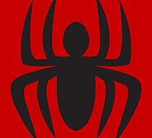 Spider-Man (Ultimate Peter Parker) Logo by LinearStudios