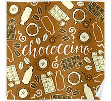 Chococcino Poster
