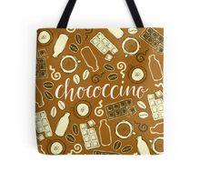 Chococcino Tote Bag